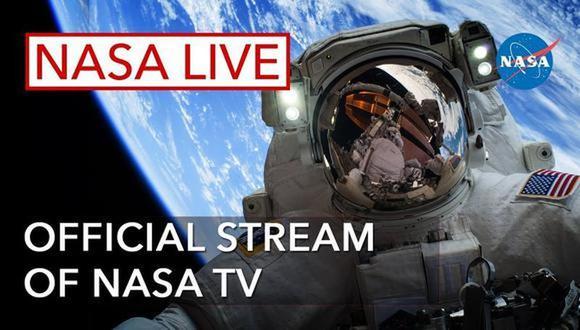 NASA TV transmisión Eclipse Solar 2020 EN VIVO del 14 de diciembre | Foto: Captura
