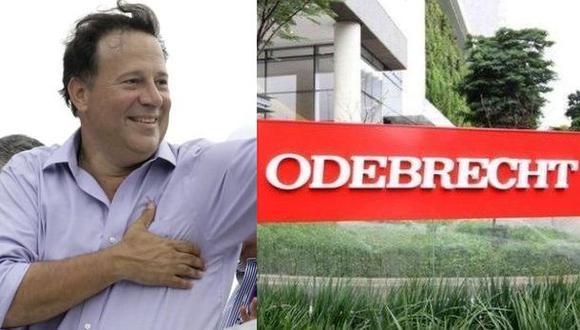 """Presidente de Panamá recibió """"donaciones"""" de Odebrecht"""