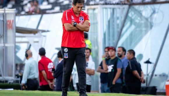Mario Salas se marchó, sin pena ni gloria, de Colo Colo. (Foto: Agencias)