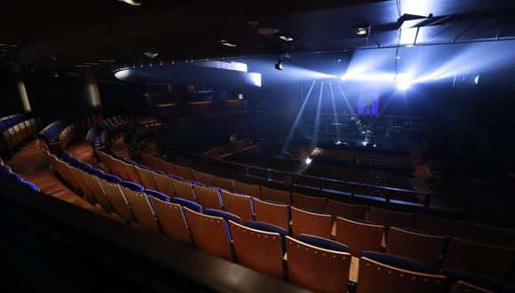 Los teatros están incluidos en la cuarta fase de la reactivación económica. (Foto: GEC)