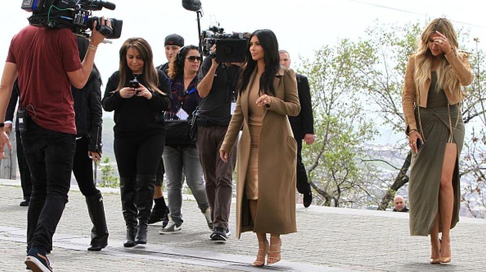 Kim Kardashian: así fue su primera visita a Armenia (FOTOS) - 1