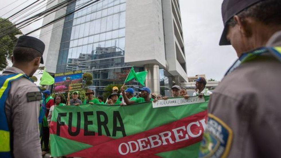 La corrupción revelada ocasionó protestas en diferentes ciudades de América Latina.