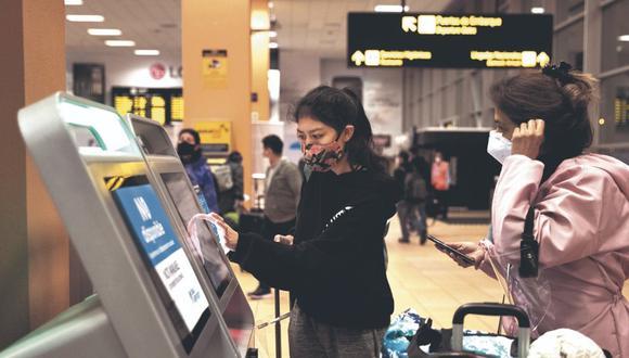 AETAI estima que aerolíneas transportarán hasta 9 millones de pasajeros nacionales y extranjeros durante este año. (Foto: GEC)