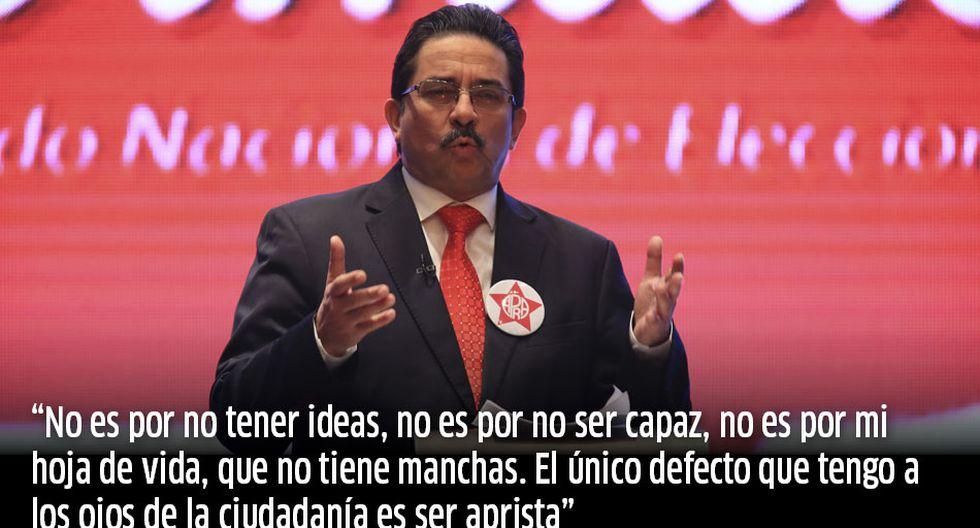 Las 20 frases que nos dejó la campaña municipal en Lima  - 6