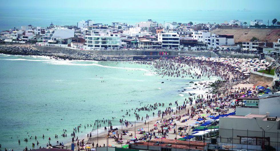 La Digesa es la encargada de evaluar la salubridad en las playas peruanas. (Foto: GEC)