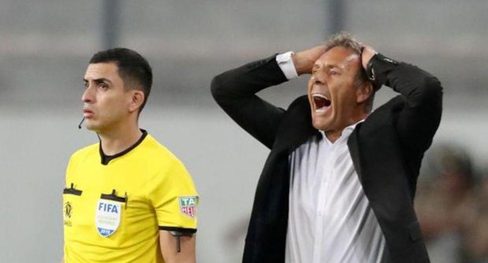 Miguel Ángel Russo dirigió su último partido ante Inter de Porto Alegre de Brasil. (Foto: GEC).