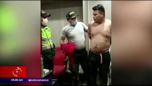 VES: hombre encerró a adolescentes en contenedor