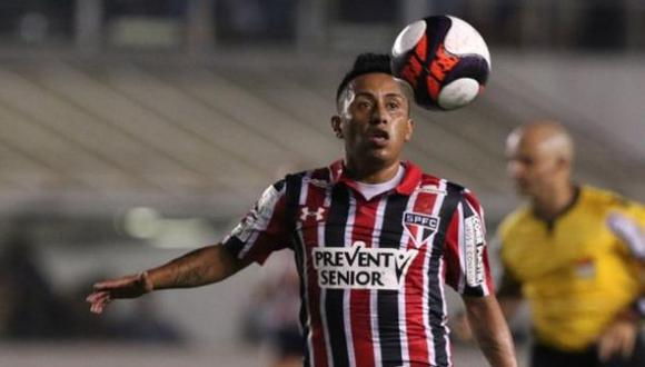 Médico de Sao Paulo minimizó la lesión de Christian Cueva