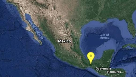 """El Centro de instrumentación y registro sísmico calificó ambos movimientos telúricos como """"sismos moderados"""". (Foto: SMN)"""