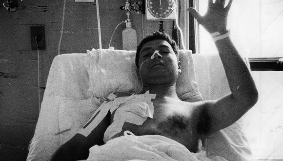 Imagen referencial de un paciente en sala de recuperaciones de un hospital de Lima. (Foto: GEC Archivo Histórico)