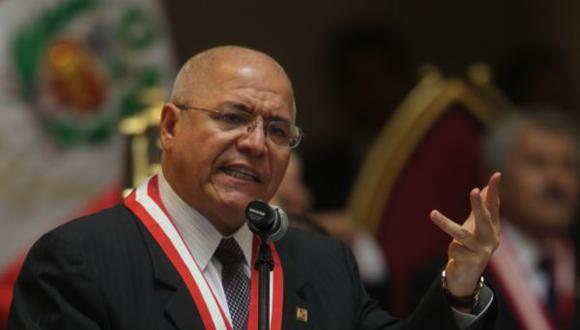 CNM: Mañana definirían investigación a juez César San Martín