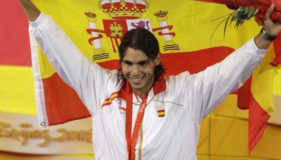 Juegos Río 2016: Rafael Nadal será el abanderado de España
