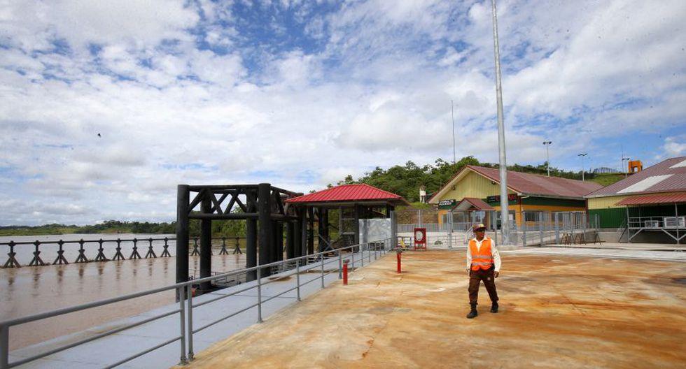 La subutilización de esta infraestructura genera preocupación en las autoridades y empresarios de la zona (Foto: Ricardo León)