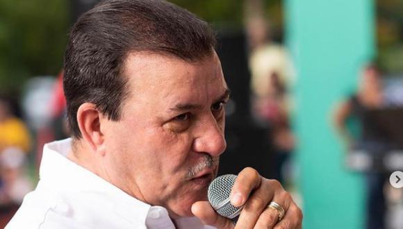 El cantante salsero Tito Rojas tuvo una vasta carrera de más de 40 años. (Foto: @titorojaselgallo)