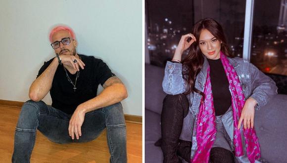 Gino Assereto contó tener una buena relación con Jazmin Pinedo, a quien considera una persona muy especial en su vida. (Instagram: @jazminpinedo / @ginoasseretocarpena).