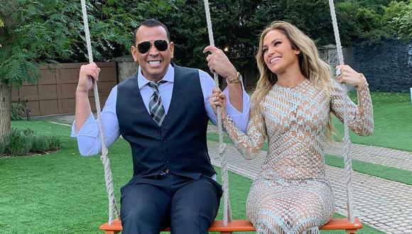 """Jennifer Lopez habló sobre su compromiso con Alex Rodríguez en la revista People: """"Estamos muy felices"""". (Foto: @jlo)"""