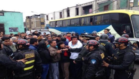 Transportistas planean marchar con vecinos del Rímac y SJL