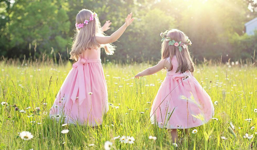 Se hizo viral en Facebook la reacción de una niña de 3 años al conocer a su hermana recién nacida. (Foto: Referencial/Pixabay)