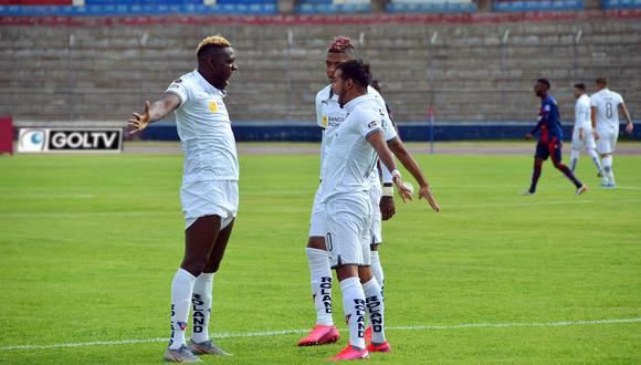 Liga de Quito derrotó 3-2 a Olmedo por la Liga Pro de Ecuador | Foto: Twitter @marcadorec
