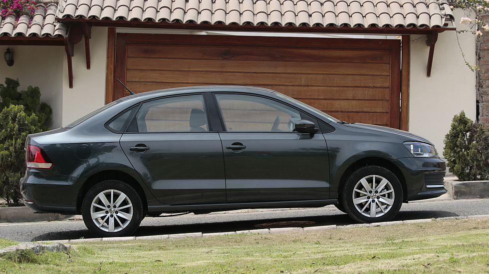 Probamos el nuevo Volkswagen Polo Sedán - 7
