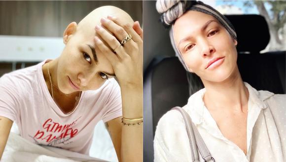 Anahí de Cárdenas reveló que le aumentaron las sesiones de quimioterapia. (Foto: Instagram)