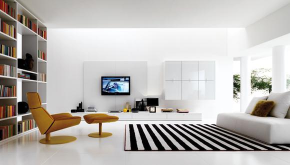 5 tips para que tus ambientes luzcan más amplios e iluminados