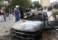 Estados Unidos admite que mató a 10 civiles inocentes en Kabul durante el ataque con drones