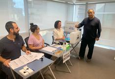 Nueva Zelanda: peruanos son los primeros en votar en las Elecciones 2021