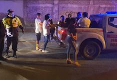 Áncash: más de 40 personas intervenidas mientras celebraban fiesta en bar clandestino