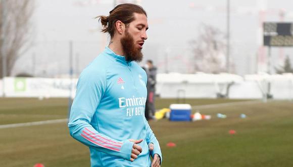 Sergio Ramos se alista para volver a Real Madrid. (Foto: Real Madrid)