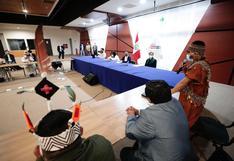 Ministerio de Cultura se reunió con pueblos Kakataibo para accionar frente a sus graves denuncias