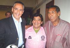 Así se despiden los equipos peruanos de Diego Armando Maradona