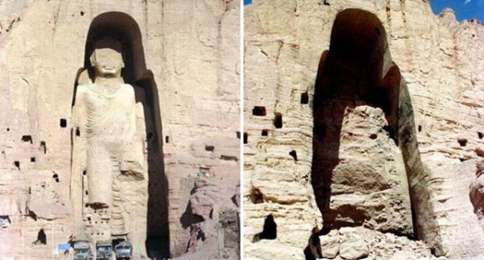 El hombre que ayudó a destruir los históricos Budas de Bamiyan