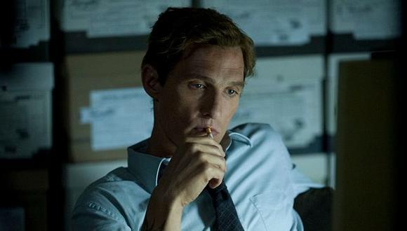 """Matthew McConaughey quiere volver a """"True Detective"""""""
