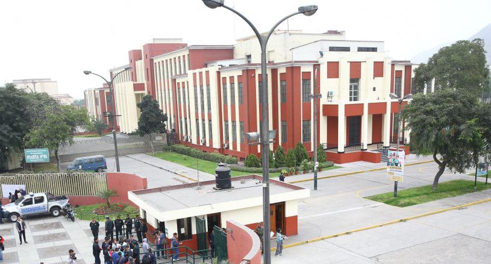 Las pruebas del proceso de admisión se realizarán en el campus de la UNI. (Foto: GEC)