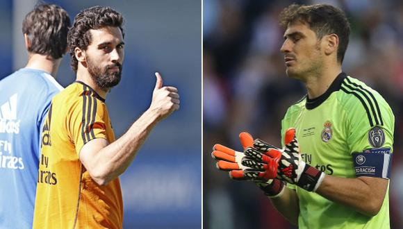 Arbeloa pidió perdón a Casillas por retuitar polémico artículo