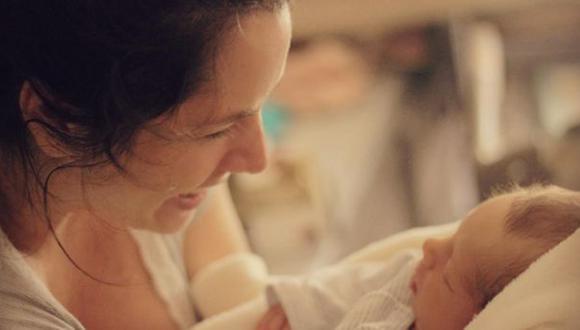 Instagram: Yiddá Eslava publica tierno video cantándole a bebe