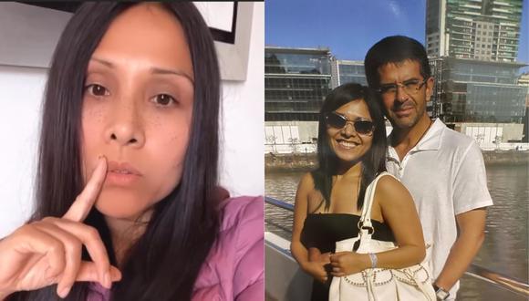 Tula Rodríguez se pronuncia en Instagram sobre su reciente viaje tras el fallecimiento de su esposo. (Foto: Captura @tulaperu)