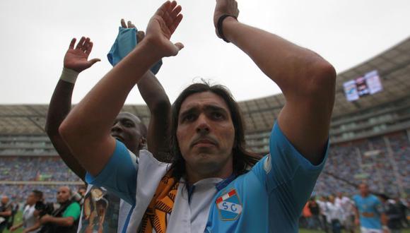 Jorge Cazulo llegó al Perú en 2010 para jugar por la Universidad César Vallejo. (Foto: Lino Chipana / El Comercio)