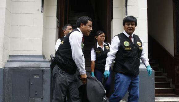 Joven fue encontrada muerta en hotel cerca de Plaza San Martín
