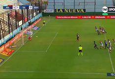 Arsenal vs. Talleres: Guilherme Parede anotó el 1-0 para Talleres tras un rebote | VIDEO