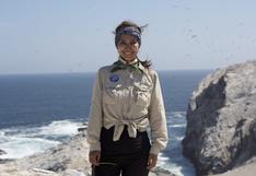 Científicas peruanas: Joanna Alfaro, la bióloga defensora de los habitantes del mar