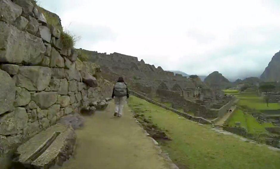 [Video] Una pareja recorre Sudamérica en 253 segundos