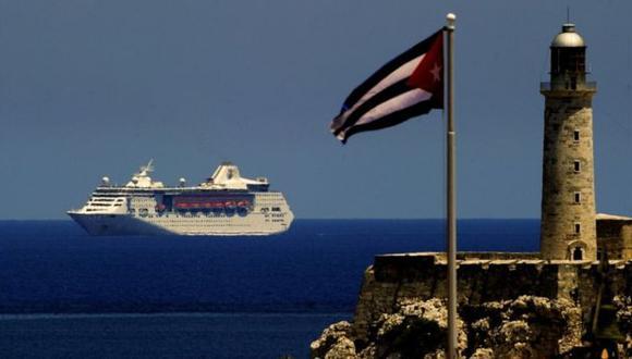 Estados Unidos prohíbe desde el 5 de junio los viajes en crucero a Cuba. Foto: AFP
