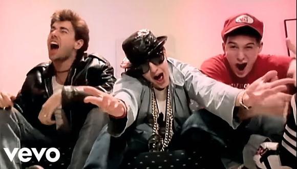 El video es un homenaje por el vigésimo aniversario de la canción Intergalactic de los Beastie Boys. (Imagen: captura de YouTube)