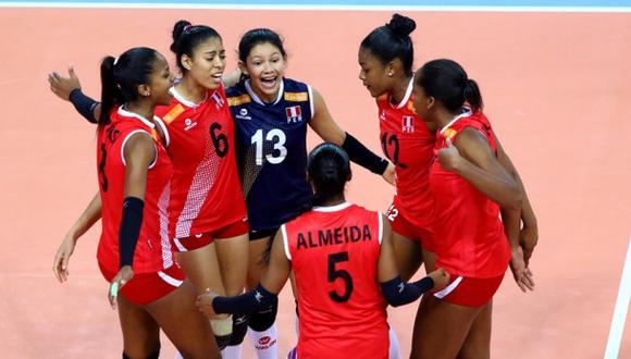 Perú cayó 3-1 ante Dominicana en el Mundial Sub 23 de Vóley