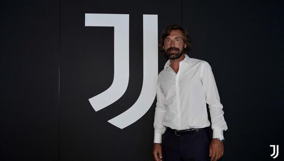 Andrea Pirlo puede convertirse en nuevo entrenador de Juventus. (Foto: @juventusfc)