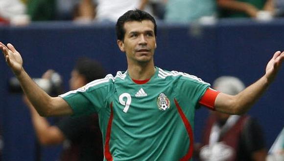 El exjugador mexicano y dos veces mundialista, no dudó en apreciar el juego mostrado por Pedro Aquino en la Liga MX. (Foto: Getty Images).