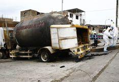 Más de 80 papeletas registra el chofer de camión incendiado | #NoTePases