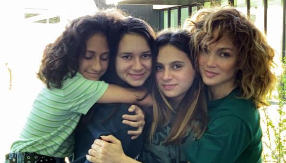 Jennifer López felicitó a Ella, la hija de su ex Alex Rodríguez, por su cumpleaños. Mira su emotivo mensaje. (Foto: Instagram | arod )